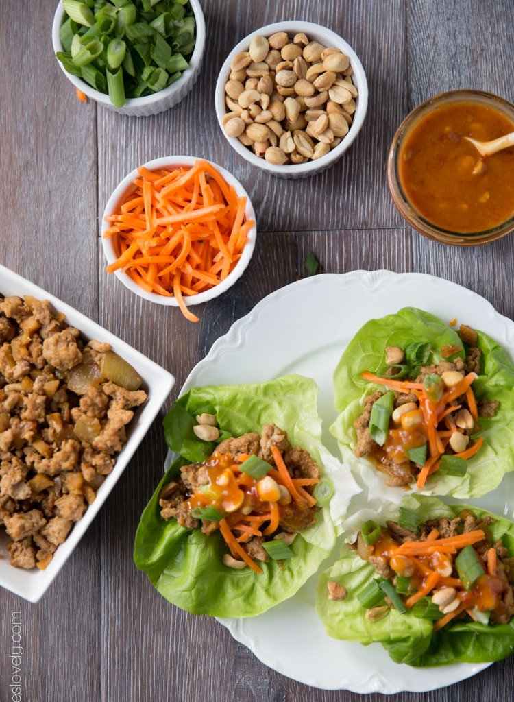 Healthy-Asian-Turkey-Lettuce-Wraps-2