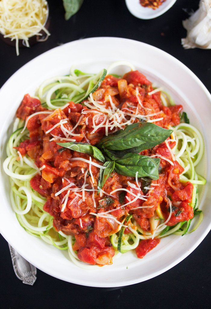 Paleo PASTA ALLA VODKA recipes Primavera Kitchen