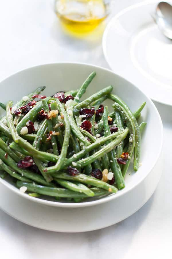 Roasted Parmesan Green Beans Primavera Kitchen Recipe