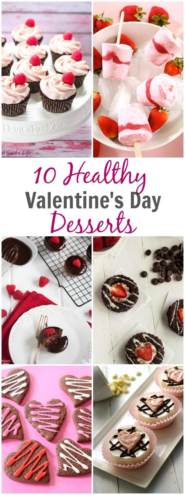 10 healthy valentines day desserts 1 - Healthy Valentine Desserts