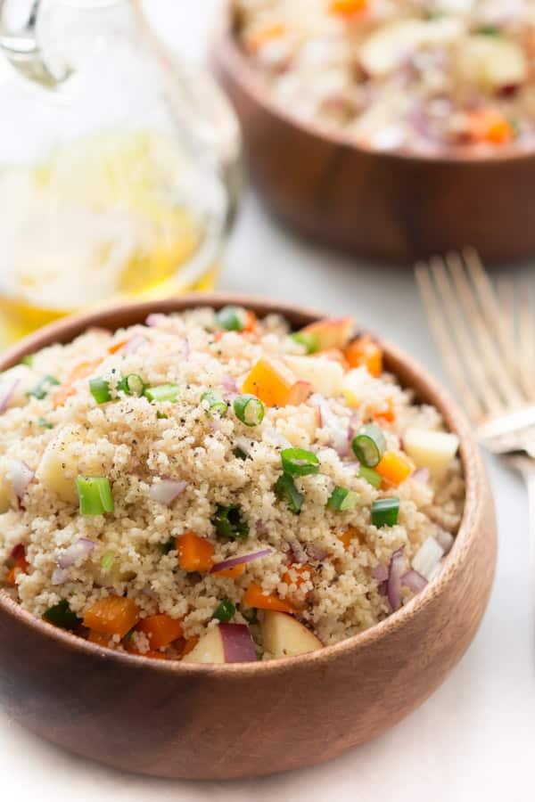 Easy Couscous Salad Primavera Kitchen
