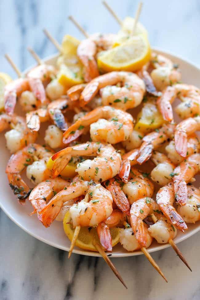 15 Healthy Grilled Kabob Recipes Primavera Kitchen