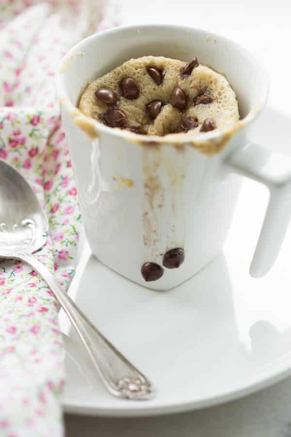 Gluten-free Mug Cake On-the-Go Primavera Kitchen Recipe