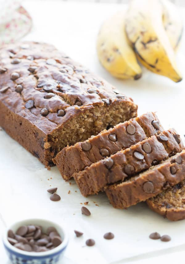 Super Moist Gluten-free Banana Bread Primavera Kitchen Recipe