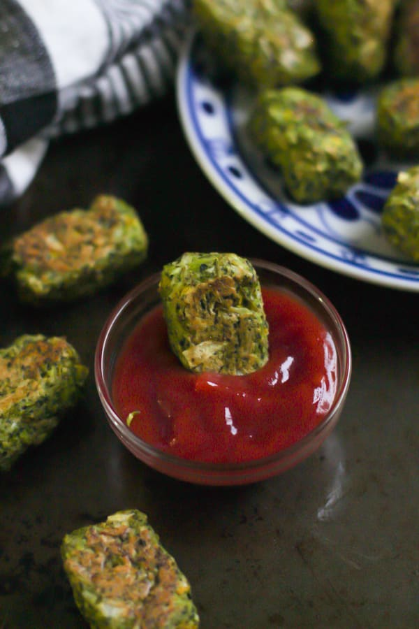 Low-Carb Broccoli Tots Recipe Primavera Kitchen Recipe