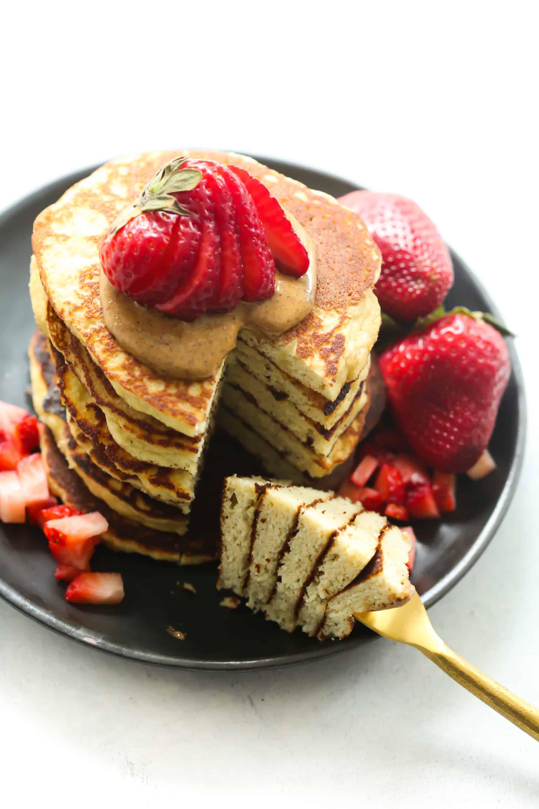 recipe: almond flour pancakes [37]