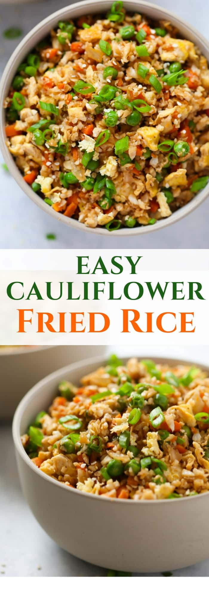 The Kitchen Cauliflower Fried Rice Recipe