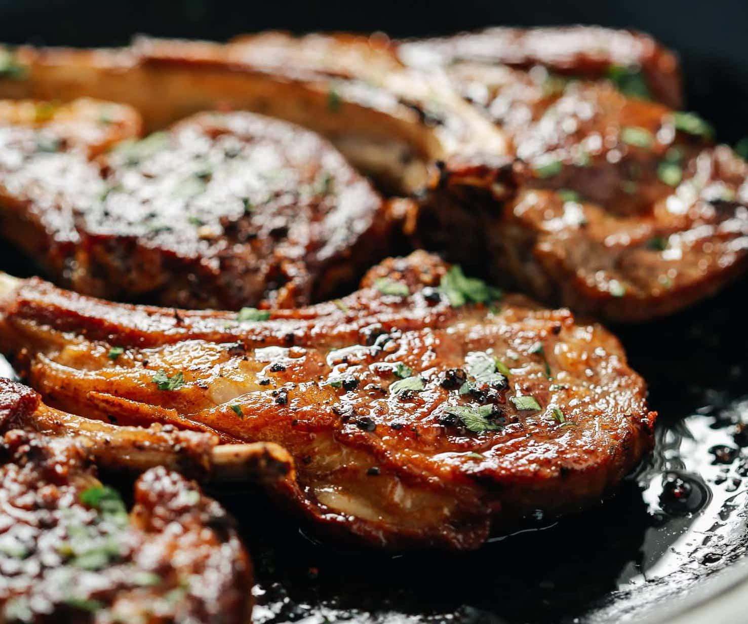Garlic Butter Baked Pork Chops (Super easy to make!!!)