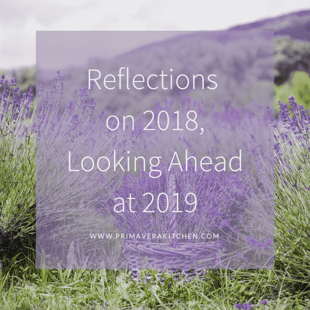 Reflections on 2018 and Looking Ahead at 2019