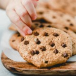 Almond Butter Cookies Recipe.