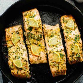 Dijon Mustard Salmon Recipe